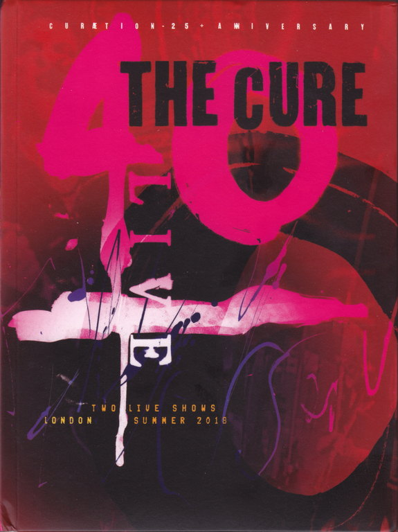 The Cure: 40 Live DVD