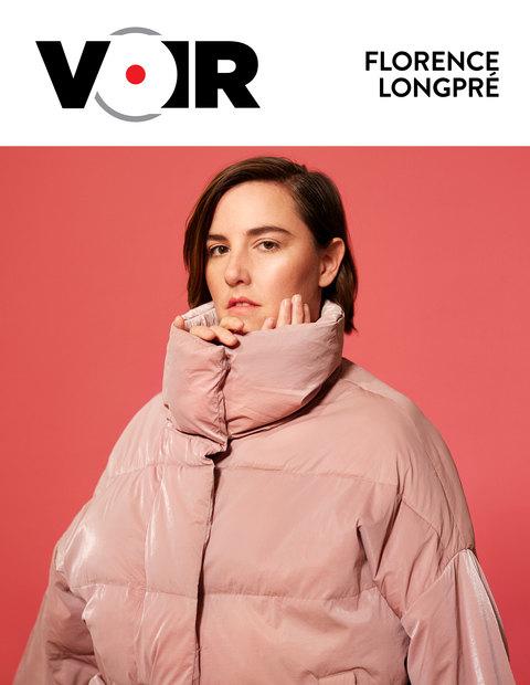 Magazine Voir | Novembre 2019 | Florence Longpré