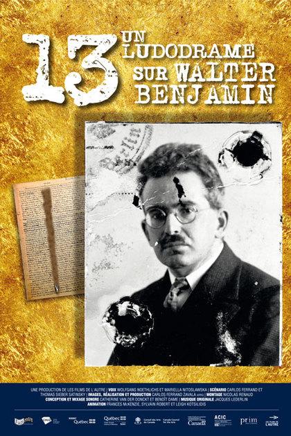 13 – Un ludodrame sur Walter Benjamin
