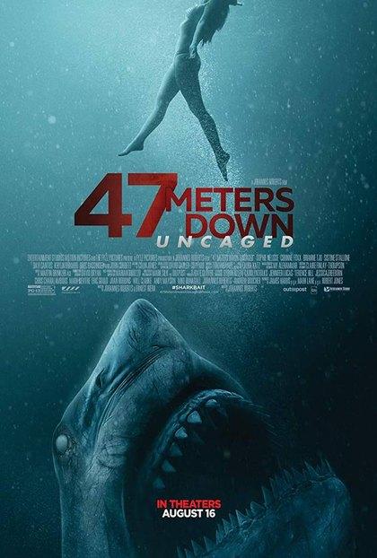 47 Meters Down – Uncaged