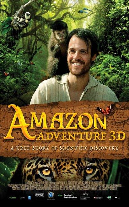 Amazon Adventure 3D – IMAX