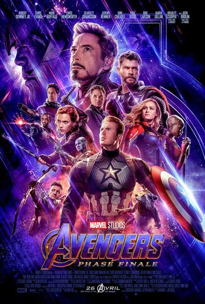 Avengers – Endgame