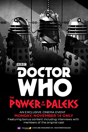 Doctor Who The Power of the Daleks saison 1 en vo