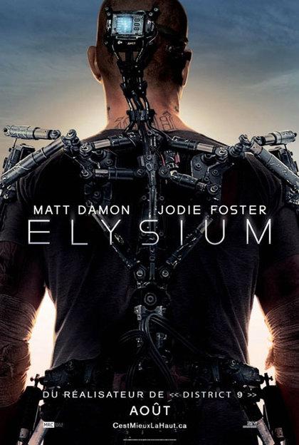 Elysium | Bande-annonce | Horaire cinéma | Voir ca