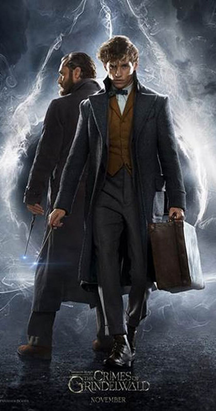 Fantastic Beasts – The Crimes of Grindelwald