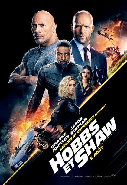 Fast & Furious Presents – Hobbs & Shaw
