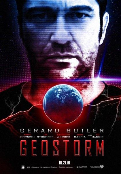 Geostorm 3D – Séances VIP