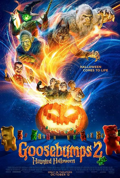 Goosebumps 2 – Haunted Halloween