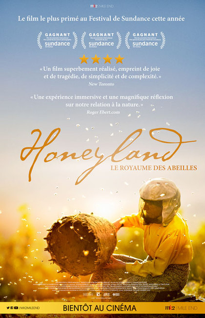 Honeyland – Le Royaume des abeilles