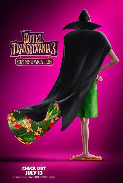 Hotel Transylvania – Summer Vacation
