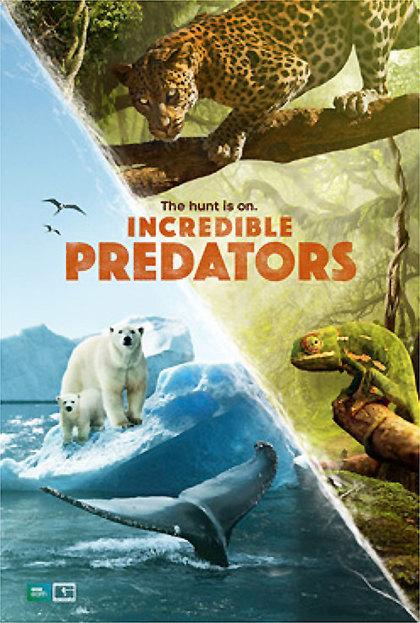 Incredible Predators 3D – IMAX