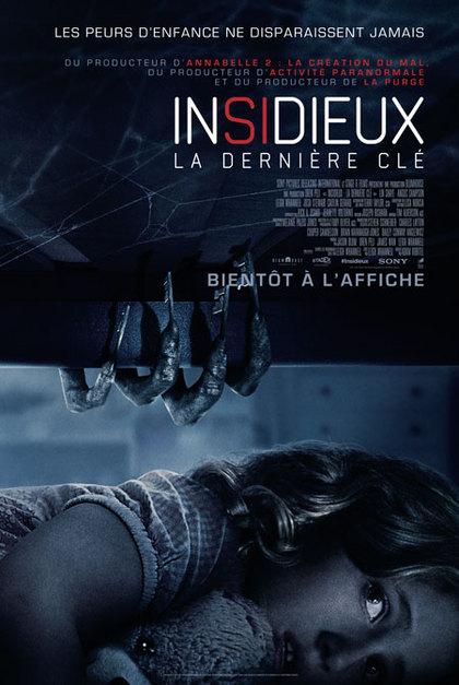 Insidious – The Last Key
