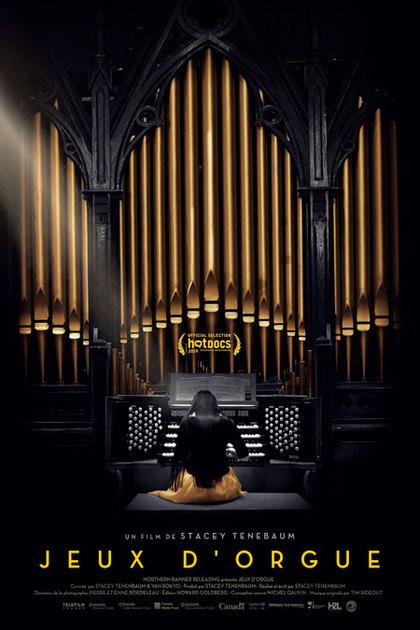 Jeu d'orgue