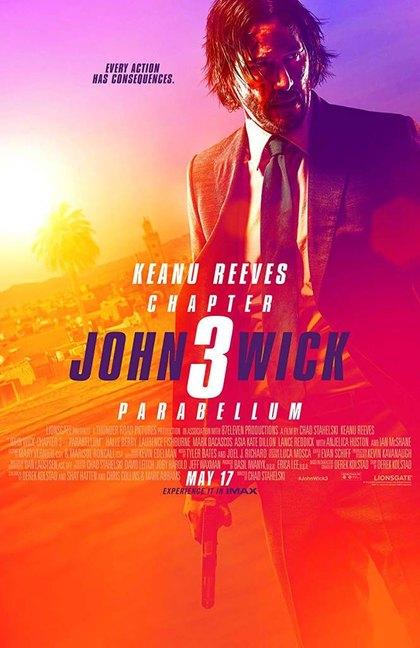 John Wick – Chapter 3 – Parabellum