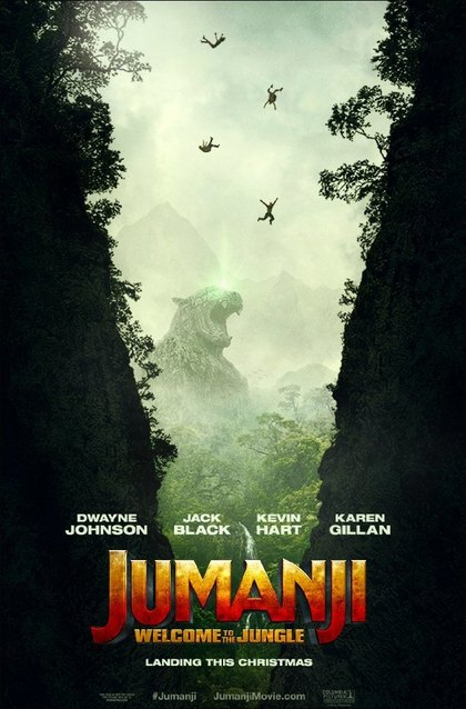 Jumanji – Welcome to the Jungle
