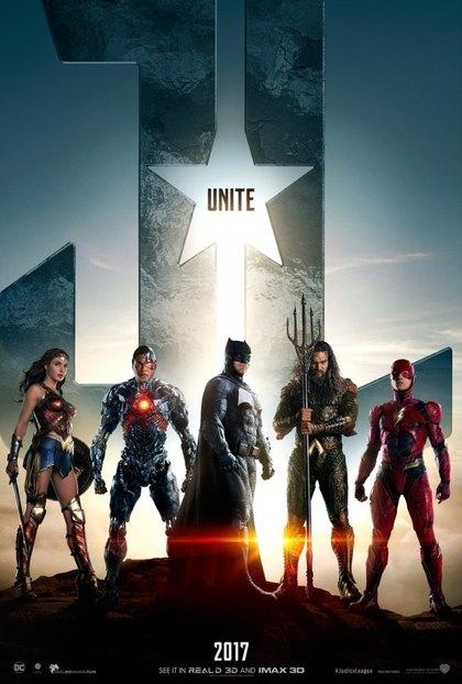 Justice League – Séances VIP