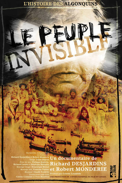 a review of the film the invisible nation by richard desjardins and robert monderie Trou story: digging up dirt [anti-mining] - by jeff heinrich (montreal gazette - november 3, 2011) november 5, 2011 in canada mining, mining made with longtime colleague robert monderie: another jutra followed in 2009 for le peuple invisible (the invisible nation), about the plight.