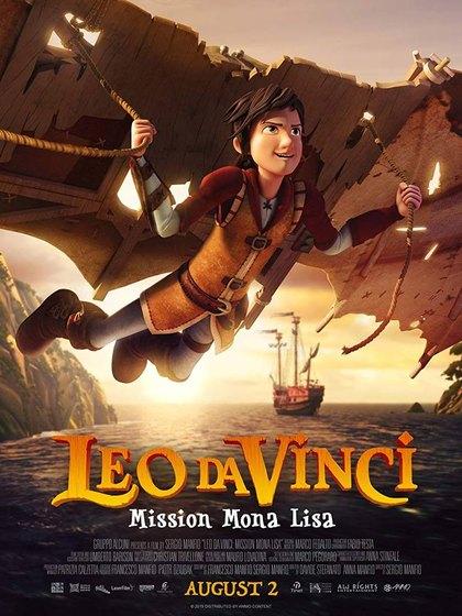 Léo Da Vinci – Mission Mona Lisa