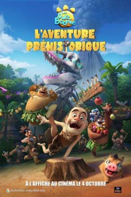 Les Ours Boonie – L'aventure préhistorique