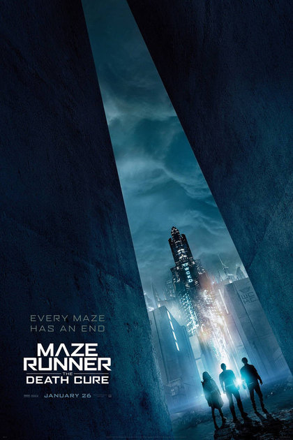 Maze Runner – The Death Cure