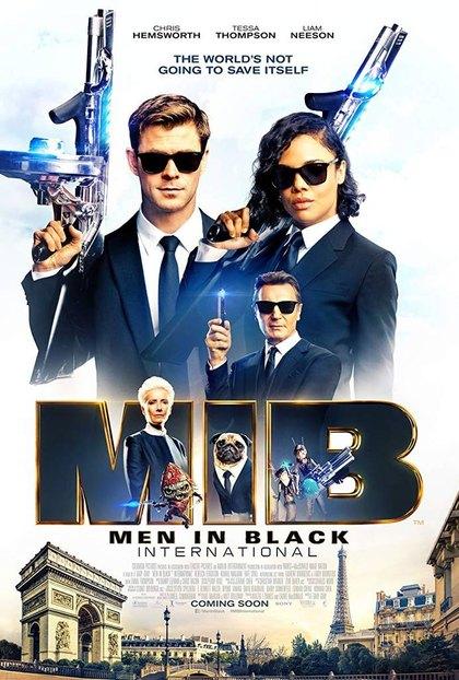 Men in Black – International