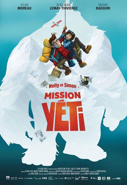 Nelly et Simon – Mission Yéti