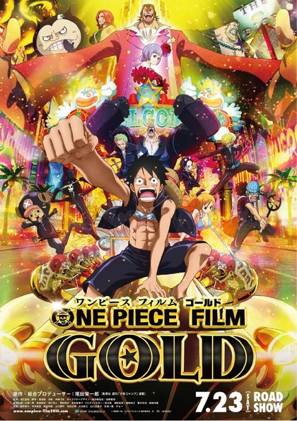 One piece film gold horaire cin ma for Horaire piscine trith