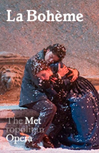 Opera – La Bohème
