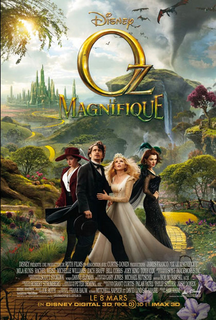 Oz – The Great and Powerful