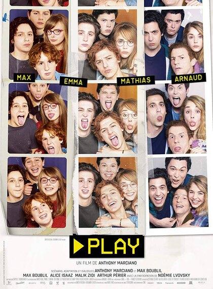 Play – Le film de notre vie