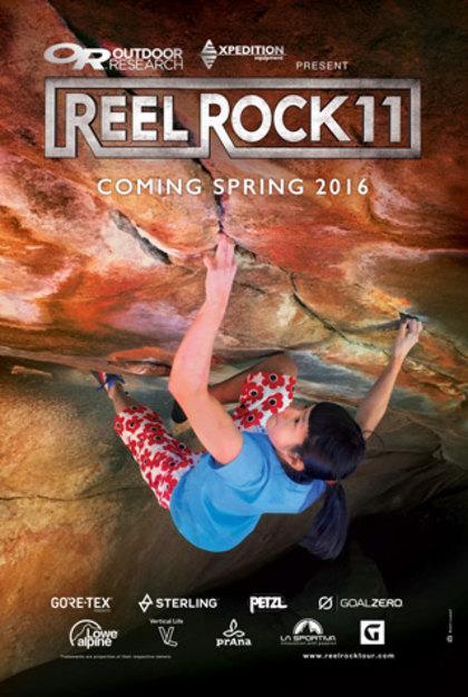 Reel Rock Tour 2017