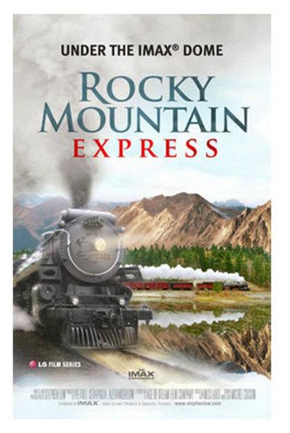 Rocky Mountain Express IMAX