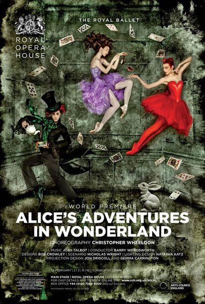 Royal Ballet – Alice's Adventures in Wonderland