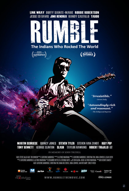 Rumble – The Indians Who Rocked the World