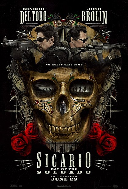 Sicario – Day of the Soldado