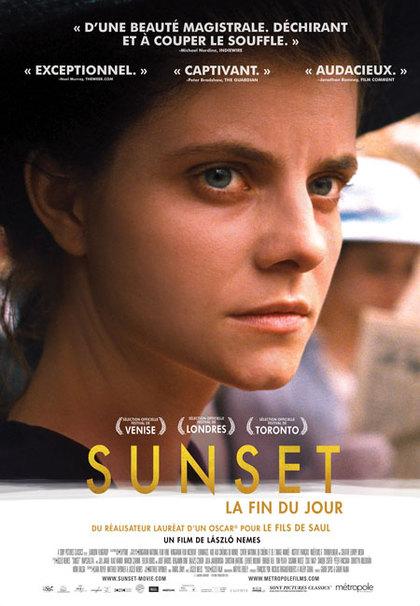 Sunset – La fin du jour