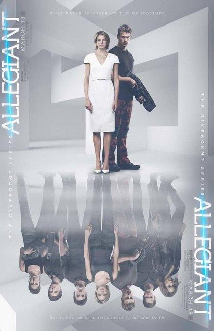 The Divergent Series – Allegiant