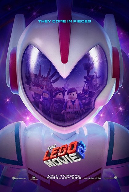 The Lego Movie 2 – The Second Part