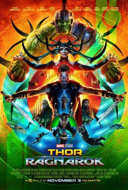 Thor – Ragnarok – Séances VIP