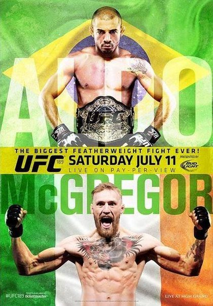 Ufc 189 bande annonce horaire cin ma for Horaire piscine trith