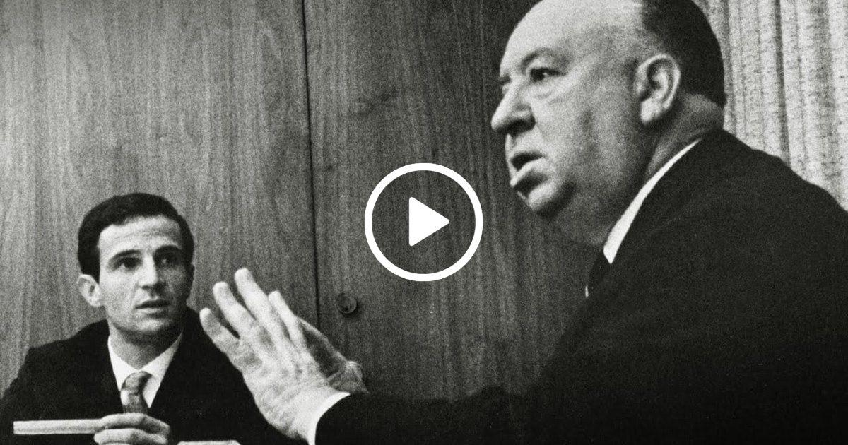 Hitchcock truffaut bande annonce horaire cin ma for Horaire truffaut villeparisis