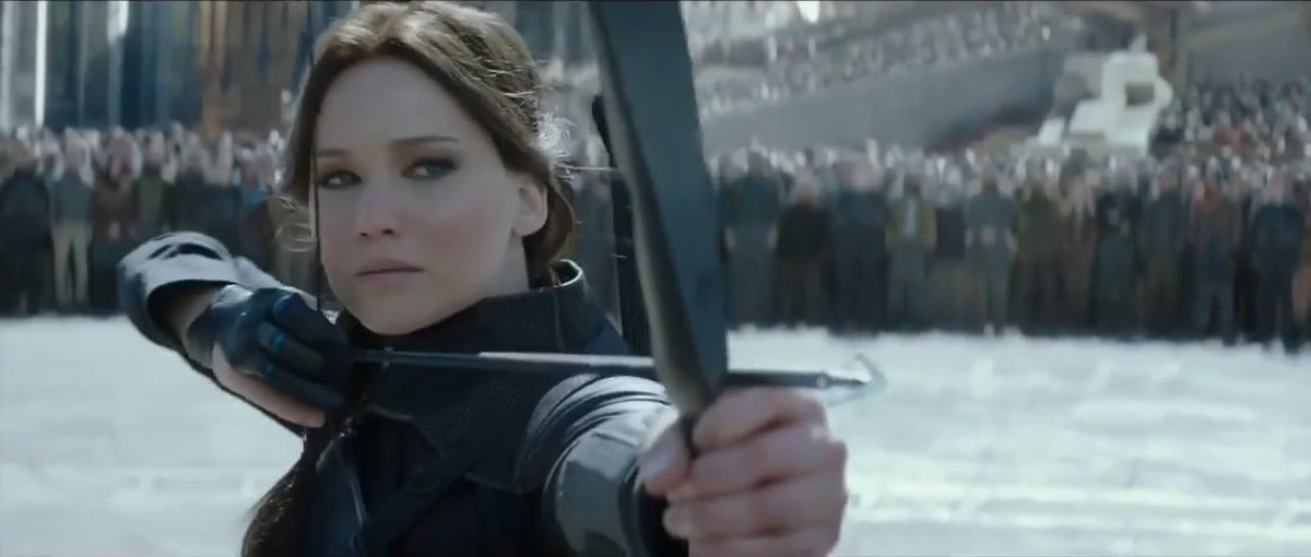 The hunger games mockingjay part 2 bande annonce for Horaire piscine trith