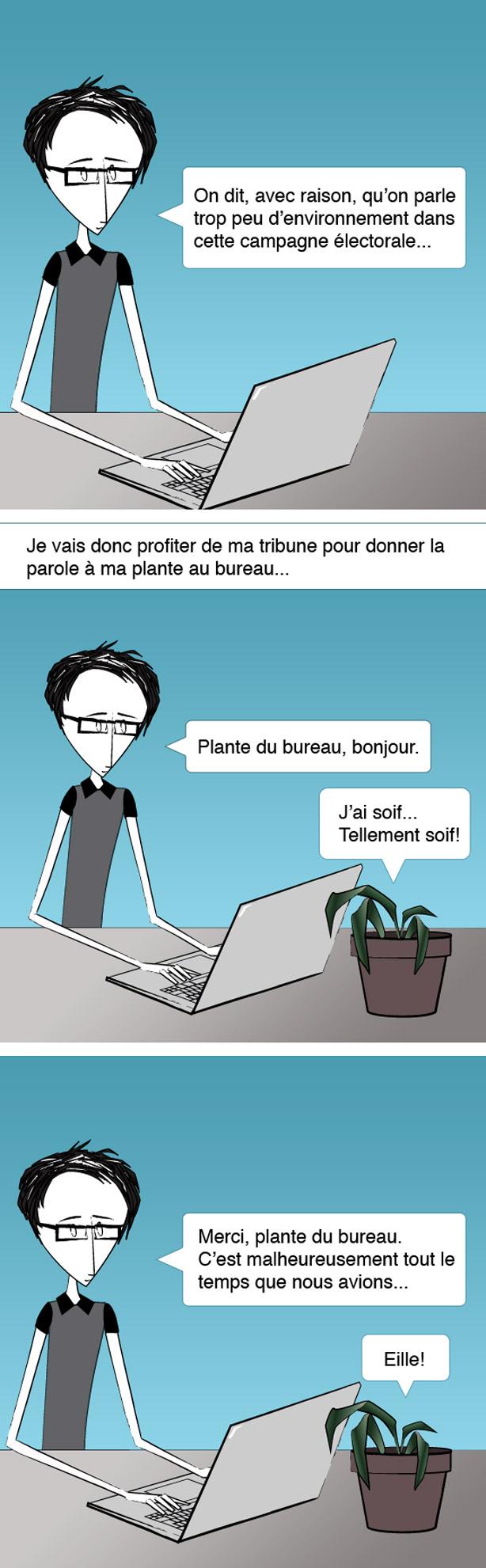 Québec 2012 – Parlons environnement